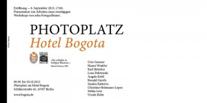 Ausstellung Bogota